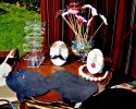 Photo Booth Table With Props