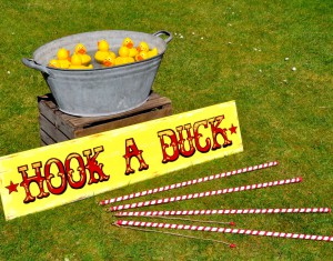 Hook a duck hire
