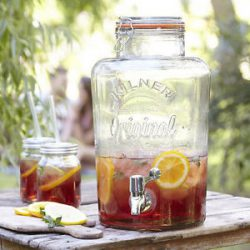 8ltr Kilner Jars for Hire