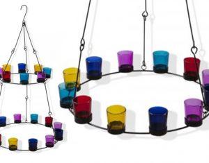 bell-tent-chandelier